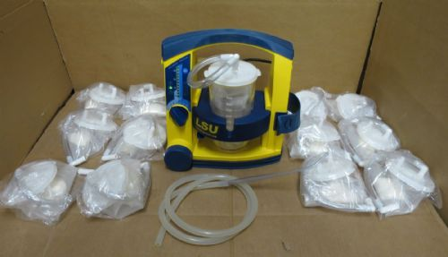 Laerdal LSU Suction Unit Emergency Paramedic Vet Fluid Suction Vacuum Pump